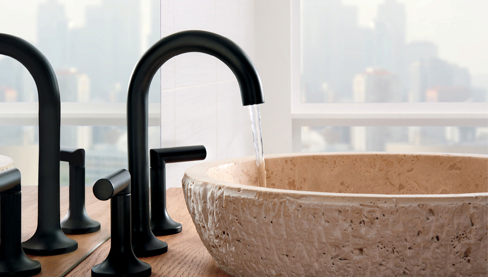 Black Bathroom Faucets - Black Faucets for Bathroom