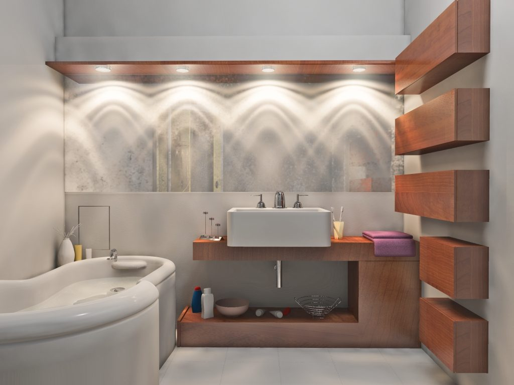Unique Bathroom Vanities For Small Spaces Lights Ideas